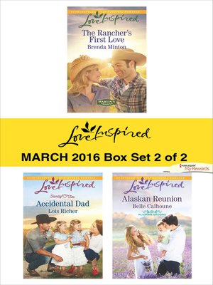 cover image of Love Inspired March 2016--Box Set 2 of 2