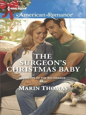 cover image of The Surgeon's Christmas Baby