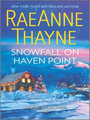 cover image of Snowfall on Haven Point--A Clean & Wholesome Romance