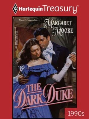 cover image of The Dark Duke