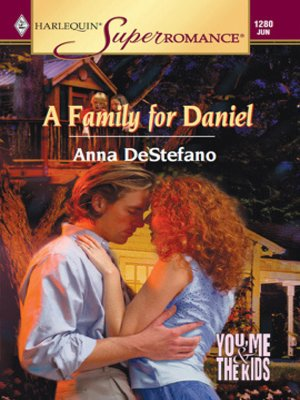 cover image of A Family for Daniel