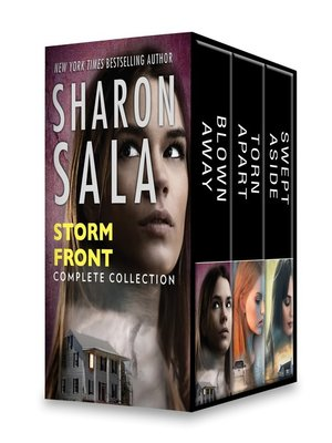 cover image of Storm Front Complete Collection: Blown Away ; Torn Apart ; Swept Aside