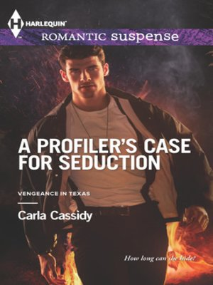 cover image of A Profiler's Case for Seduction