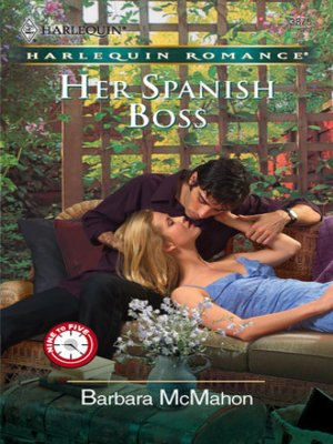 cover image of Her Spanish Boss