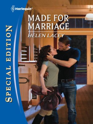 cover image of Made for Marriage