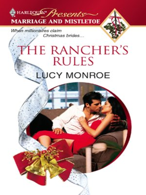 cover image of Rancher's Rules