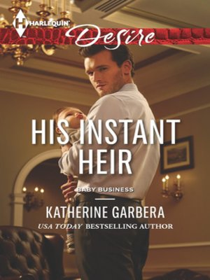 cover image of His Instant Heir