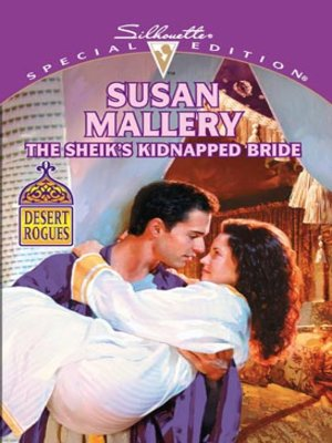 cover image of The Sheik's Kidnapped Bride