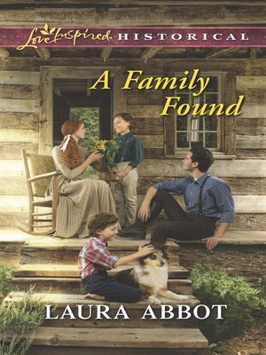 cover image of A Family Found