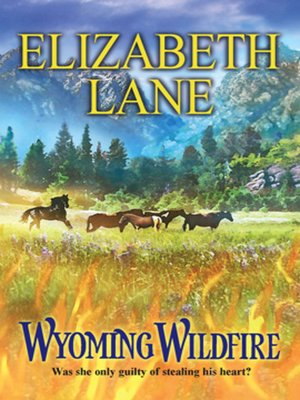 cover image of Wyoming Wildfire