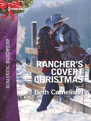 cover image of Rancher's Covert Christmas