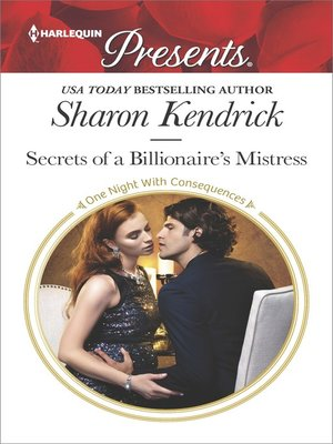 cover image of Secrets of a Billionaire's Mistress