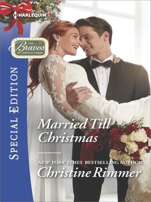 cover image of Married Till Christmas