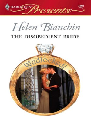 cover image of The Disobedient Bride