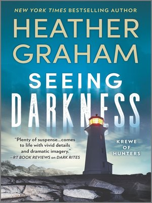 Seeing Darkness Book Cover