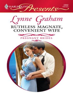 cover image of Ruthless Magnate, Convenient Wife