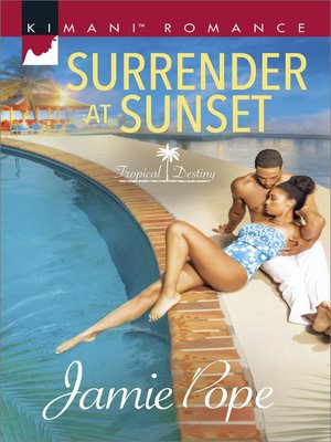 cover image of Surrender at Sunset