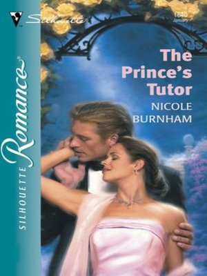 cover image of The Prince's Tutor