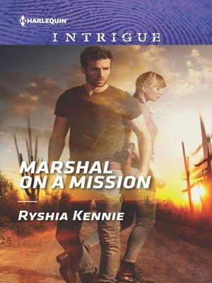 cover image of Marshal on a Mission
