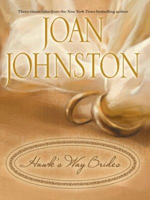 cover image of Hawk's Way Brides