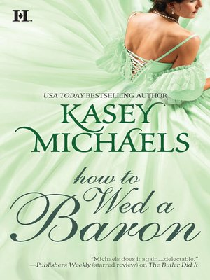 cover image of How to Wed a Baron