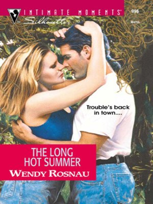 cover image of Long Hot Summer