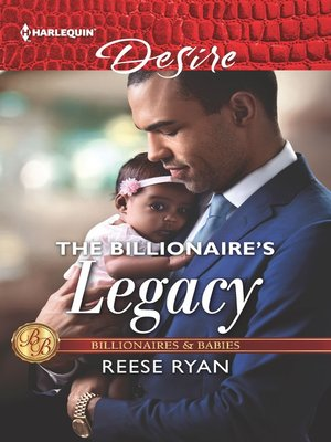 cover image of The Billionaire's Legacy