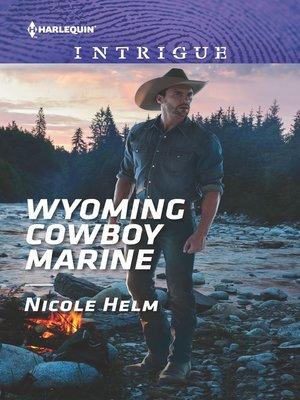cover image of Wyoming Cowboy Marine