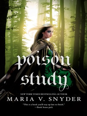 cover image of Poison Study