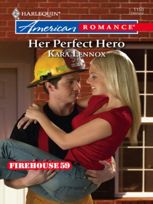 cover image of Her Perfect Hero