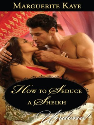 cover image of How to Seduce a Sheikh