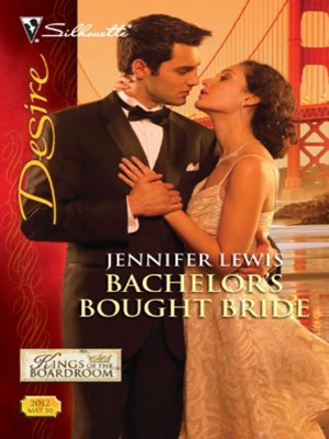 cover image of Bachelor's Bought Bride