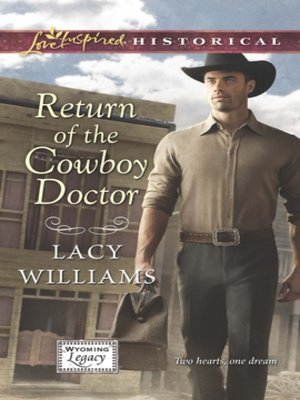 cover image of Return of the Cowboy Doctor