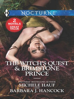 cover image of The Witch's Quest & Brimstone Prince