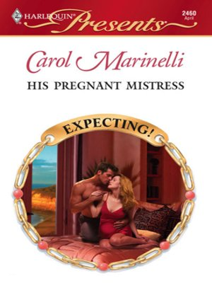 cover image of His Pregnant Mistress