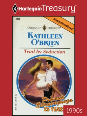 cover image of Trial By Seduction
