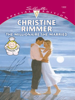 cover image of The Millionaire She Married