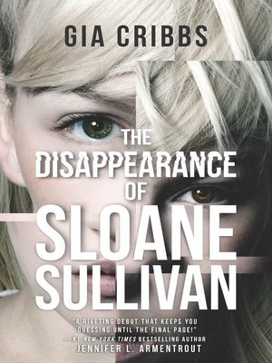 cover image of The Disappearance of Sloane Sullivan