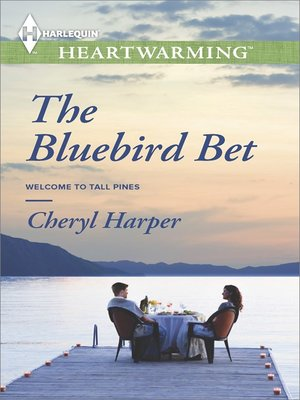cover image of The Bluebird Bet