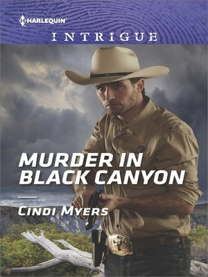 cover image of Murder in Black Canyon