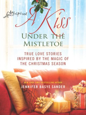 cover image of A Kiss Under the Mistletoe
