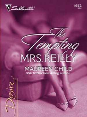 cover image of The Tempting Mrs. Reilly