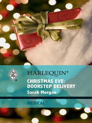 cover image of Christmas Eve: Doorstep Delivery