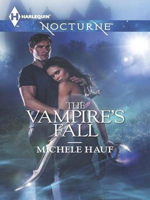 cover image of The Vampire's Fall