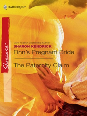 cover image of Finn's Pregnant Bride & The Paternity Claim