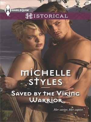 cover image of Saved by the Viking Warrior