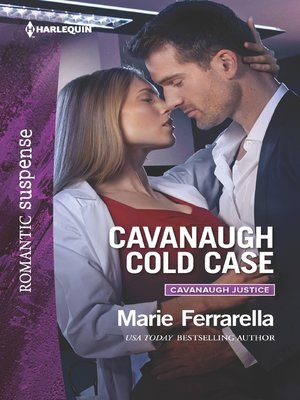 cover image of Cavanaugh Cold Case