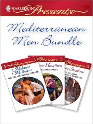 cover image of Mediterranean Men Bundle
