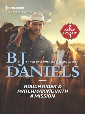 cover image of Rough Rider & Matchmaking with a Mission