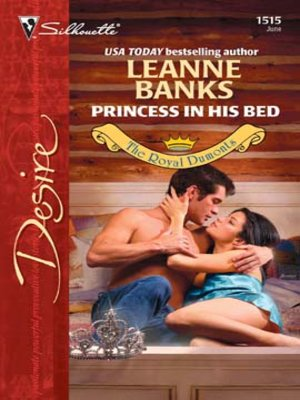 cover image of Princess in His Bed